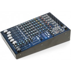 MC-R8FX mixer 8 ingressi 6 canali Montarbo