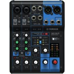 Yamaha MG06X mixer 6 canali
