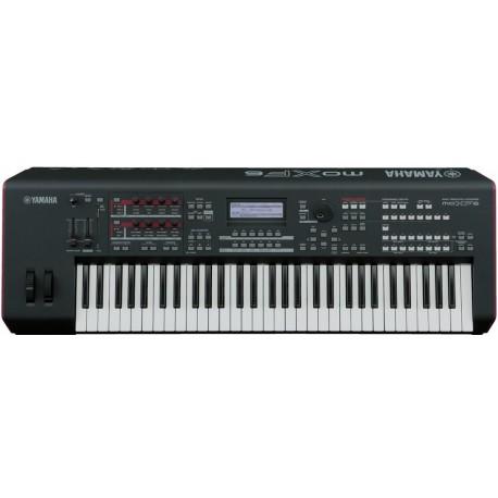 MOXF6 sintetizzatore Yamaha