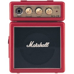 MS-2R Micro Amp Red Marshall
