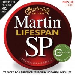 MSP7100 LifeSpan muta per chitarra acustica Martin & Co