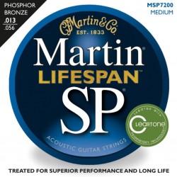 MSP7200 LifeSpan muta per chitarra acustica Martin & Co