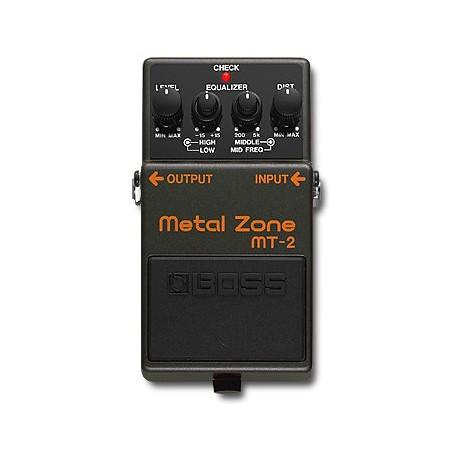 Boss MT2 distorsore equalizzatore