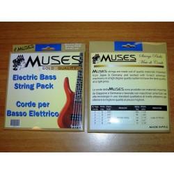 muta di corde (5 stringhe) per basso elettrico Muses