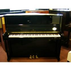 Opus pianoforte verticale 122 nero Seiler