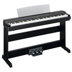 P255 BK pianoforte digitale Yamaha
