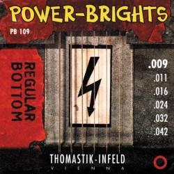 PB109 Power Brights muta regular bottom Thomastick-Infeld