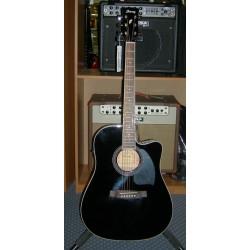 PF15ECE-BK chitarra acustica elettrificata Ibanez