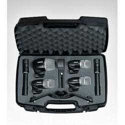 PGDMK6 kit per batteria da 6 microfoni Shure