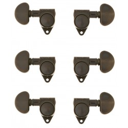 Gibson PMMH-030 Modern Machine Heads Black