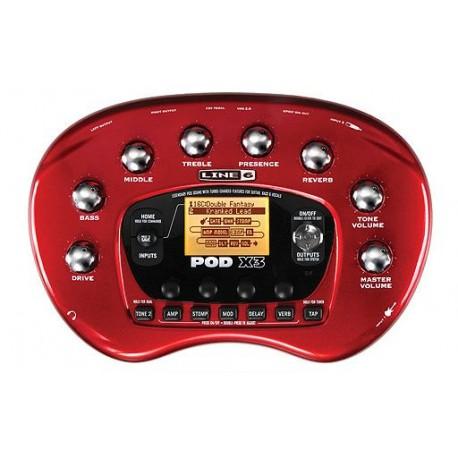 PODX3 modeler digitale Line6