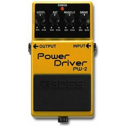 PW-2 power driver Boss