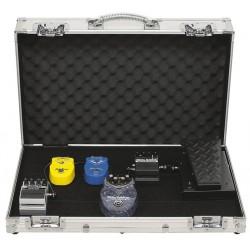 RC 23010 SA Pedal Board Case in Alluminio Rockcase