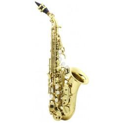 Alysée S818L-III sassofono soprano curvo laccato