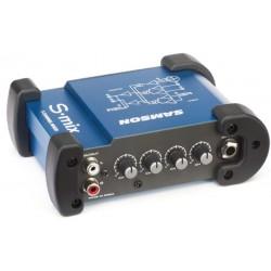 S-MIX mini mixer amplificato 5 canali Samson