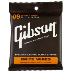 Gibson SEG-700UL Brite Wire Electric Guitar Strings
