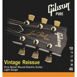 Gibson SEG-VR10 Vintage Reissue Electric Guitar Strings