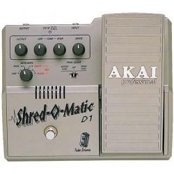 SHRED-O-MATIC distorsore valvolare usato Akai Professional