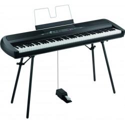 SP-280-BK piano stage Korg