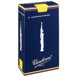 Misura n°3½ Traditional Sax Soprano ance Vandoren
