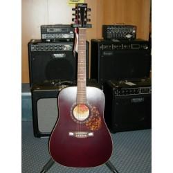 Protege B18 cedar burgundy chitarra acustica Norman
