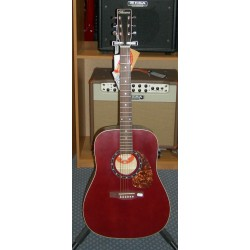 Protege B18 cedar burgundy chitarra acustica elettrificata Norman