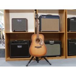 Protege B18 cedar tobacco burst chitarra acustica elettrificata Norman