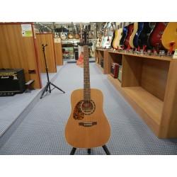 Norman Protege B18 cedar natural chitarra acustica elettrificata mancina