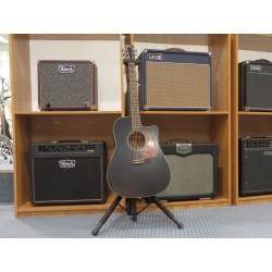 Protege B18 cedar nera cutaway chitarra acustica elettrificata Norman