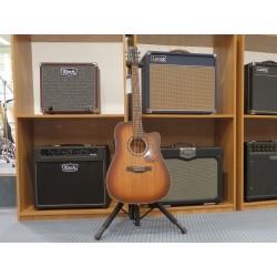 Protege B18 cedar Tobacco Burst cutaway chitarra acustica elettrificata Norman