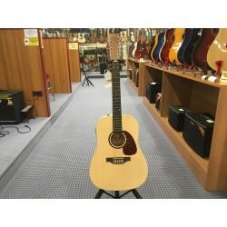 B20 Encore natural chitarra acustica elettrificata 12 corde Norman