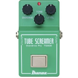 TS808 Tube Screamer Overdrive Pro Ibanez