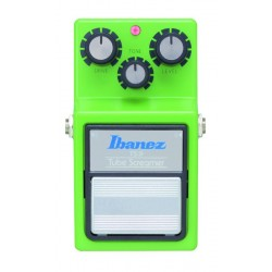 TS9 Tube Screamer overdrive pedaliera Ibanez