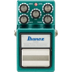 Ibanez TS9B Tube Screamer overdrive basso