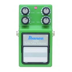TS9DX turbo tube screamer effetto a pedale Ibanez