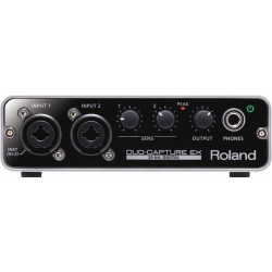 UA-22 DUO-CAPTURE EX interfaccia audio USB Roland