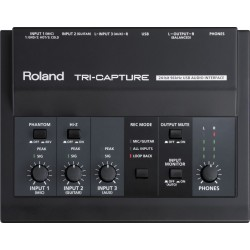 UA-33 TRI-CAPTURE Interfaccia audio USB Roland