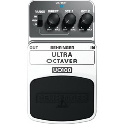 UO100 ultra octaver effetto a pedale Behringer