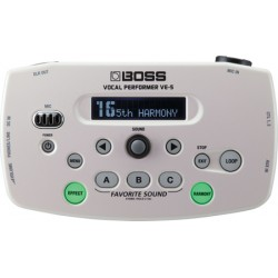 Boss VE-5-WH Vocal Performer (effetto voce)