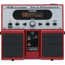 VE-20 Processore per voce Boss
