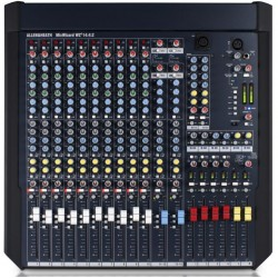 Wizard WZ4 14 4 2 mixer Allen & Heath