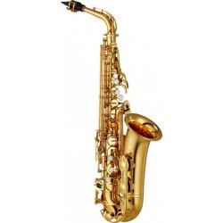 YAS-280 sassofono contralto laccato oro Yamaha