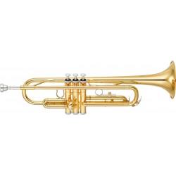 Yamaha YTR-2330 Tromba in Sib laccata