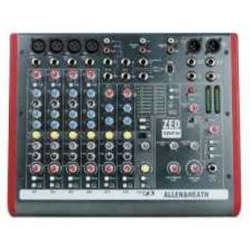 ZED-10FX mixer 4 ingressi Allen & Heath
