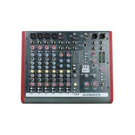 ZED-10FX mixer 4 ingressi Allen & Heath