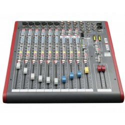 Allen & Heath ZED-12FX mixer live analogico