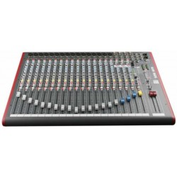 ZED-22FX mixer Live 16 Canali mono Allen & Heat