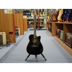 Yamaha FX370C-BL chitarra acustica elettrificata