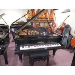 Pianoforte ½ coda nero lucido usato Bluthner