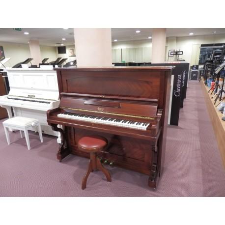 Krauser 137 Berlin pianoforte verticale usato noce scuro - Strumenti  Musicali Marino Baldacci